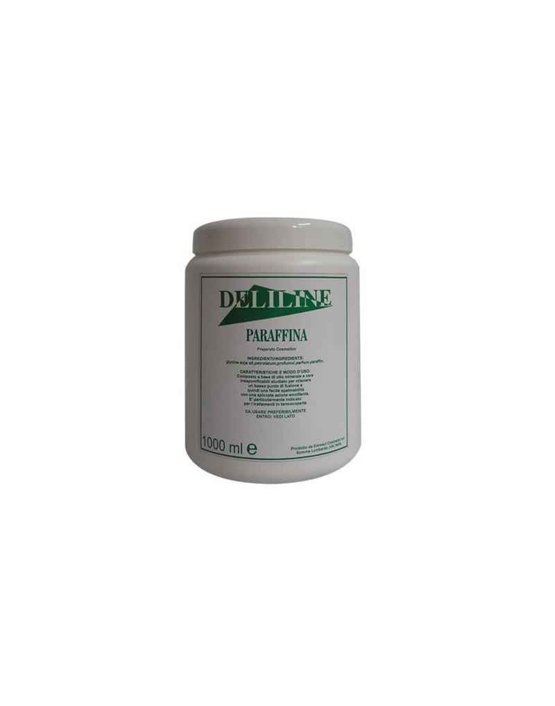 Deliline - Parafina - Crema Termosudatie 1000ml