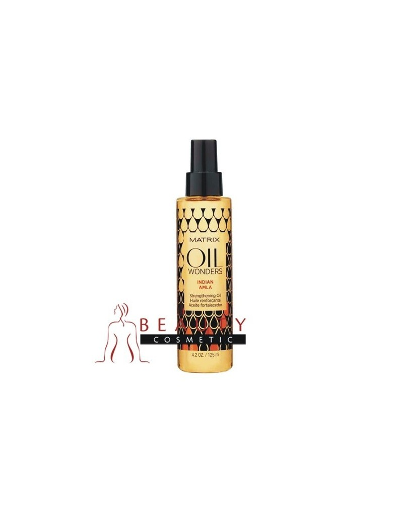 Matrix Oil Wonders Ulei de par Indiam Amla 125ml
