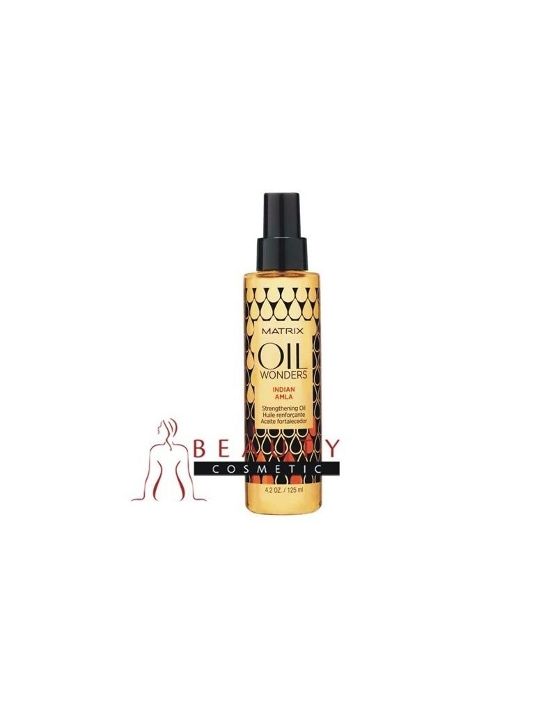 Matrix Oil Wonders Ulei de par Indiam Amla 125ml