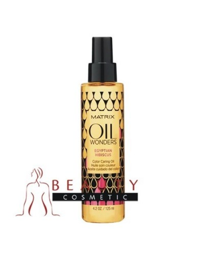 Matrix Oil Wonders Hair Oil Egyptian Hibiscus 125ml