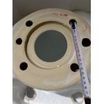 Bazin ceramic alb scafa coafor B6