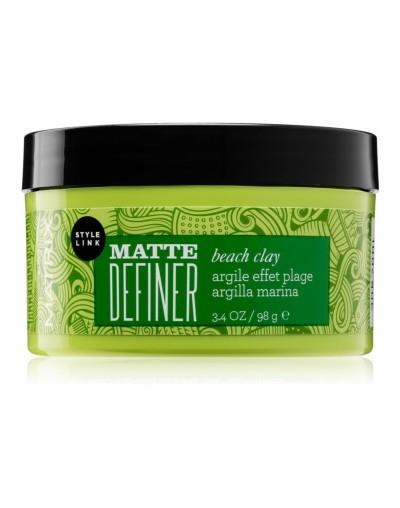 Pasta modelatoare par MATTE DEFINER Matrix Style Link  100ml